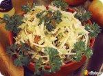 Салат из моркови, хрена и яблок