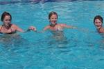 Аквайога и аквааэробика: плаваем и худеем