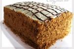 """Рецепт изготовления тортика """"Медовик"""""""