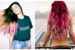 Как правильно подобрать одежду к необычному цвету волос