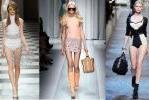 Неделя моды в Милане: глянцевое лето