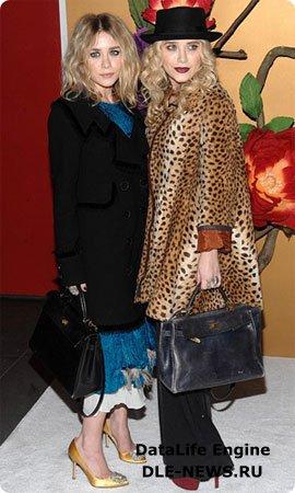 Звездный тренд: леопардовое пальто (ФОТО)