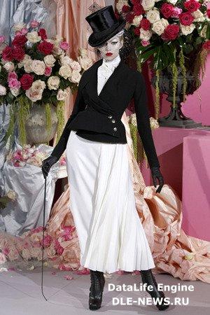 Высокая мода: Dior весна-лето 2010