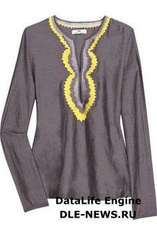 24 стильные блузки зимы