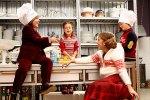 Дети на кухне: техника безопасности
