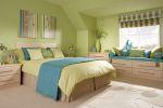 Цвет спальни влияет на качество сна. Какие цвета необходимо выбрать для спальни, чтобы спать хорошо
