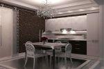 Роскошь и комфорт кухни в стиле арт-деко
