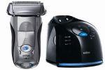 Новая бритвенная система BraunSeries 7 с технологией Wet&Dry