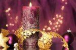 Волшебная сила свечей на Новый год