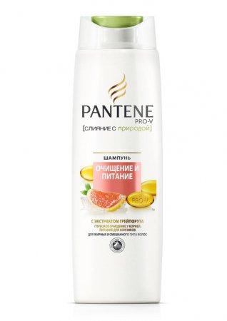 Этой зимой дарите вашим волосам заботу, пользу и красоту с коллекцией «Слияние с природой. Очищение и питание» от Pantene Pro-V.