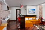 Стиль однокомнатной квартиры