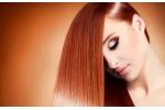 Кератированное выпрямление волос