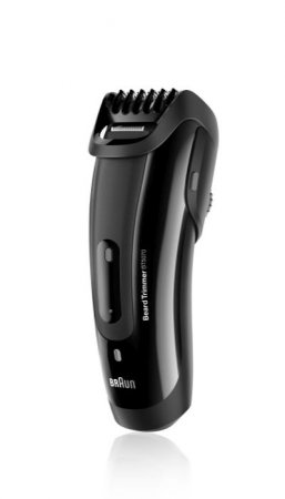 У Braun появилась целая серия триммеров для бороды Braun Beard Trimmer