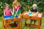 Столы для игр с песком