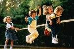 Подвижные игры с детьми