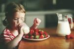 Причины аллергии на коровье молоко у детей