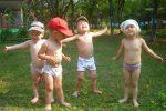 Закаливающие процедуры для детей
