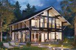 Технология строительства каркасных домов от компании usadba.in.ua