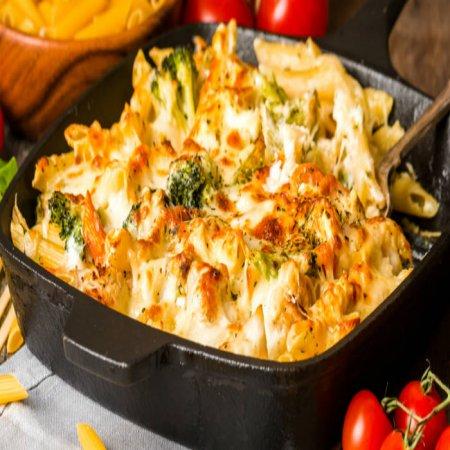 Рецепт макарон с цветной капустой