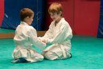 Занятия карате для самых маленьких