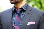 Выбираем галстук. Как правильно подобрать галстук?